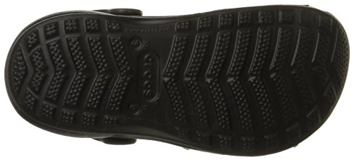 crocs Unisex Specialist Clog,  Black, 7 US Men / 9 US Women