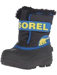 Sorel Unisex-Child Snow Commander Cold Weather & Shearling
