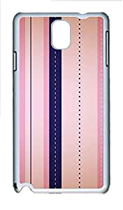 Samsung Note 3 Case patterns abstract parallax 19 PC Custom Samsung Note 3 Case Cover White