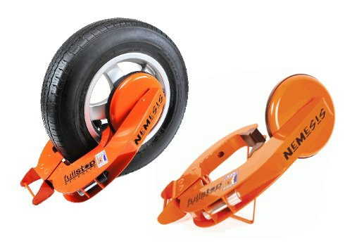 Nemesis Ultra Wheel Clamp, Rim Lock and Immobiliser Device for Trailers