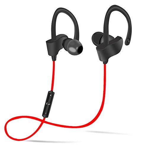 bluetooth headphones gaosa sport wireless in earphones with earhook 4 1 earbu. Black Bedroom Furniture Sets. Home Design Ideas