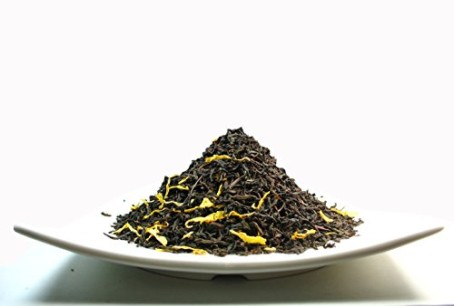 Buttered Rum Tea, Mixed blend of Toasted Coconut, Vanilla beans mingled with Black tea - 3.50 OZ Bag