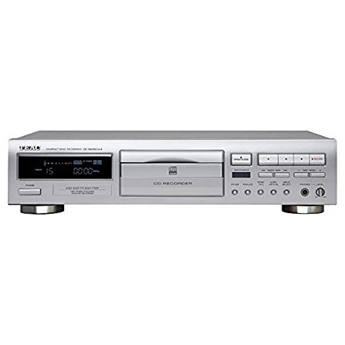TEAC CD recorder CD-RW890MKII (Silver) (Japan domestic product)