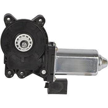 Power Window Motor-Window Lift Motor Front Left Cardone 82-473
