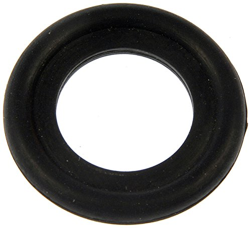 Dorman 097-139 Rubber Oil Drain Plug Gasket - Fits M14, Pack of 10