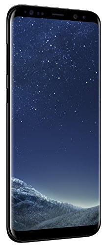 Samsung Galaxy S8+ 64GB GSM Unlocked Phone – International Version (Midnight Black)