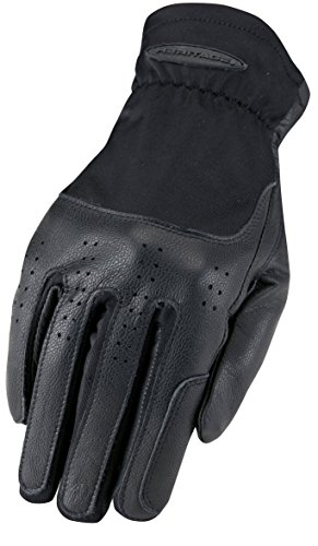 Heritage Kids Show Gloves, Size 2, Black