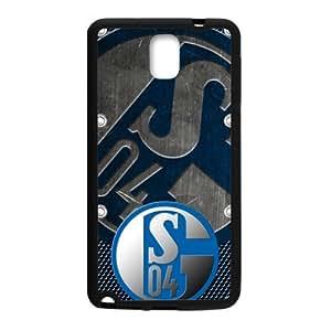 The Deutschland Fussball FC Gelsenkirchen Schalke 04 Cell Phone Case for Samsung Galaxy Note3 by lolosakes