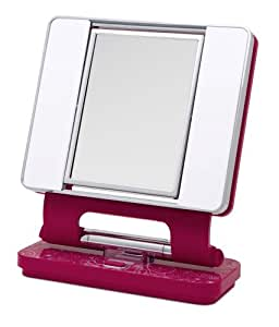 Amazon Com Ott Lite Natural Daylight Makeup Mirror Pink