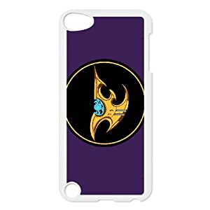 StarCraft Protoss For Ipod Touch 5th Csae protection phone Case ST062358