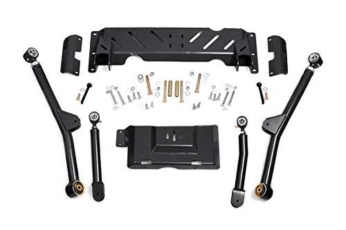 (Rough Country X-Flex Long Arm Upgrade Kit (fits) 1984-2001 Jeep Cherokee XJ 68900U Long Arm Upgrade)