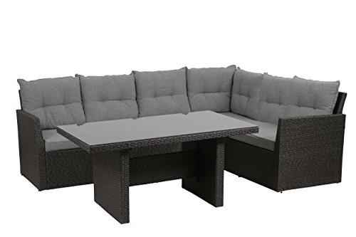Gartenmöbel Set Lounge Grau | ambiznes.com