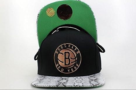 Brooklyn Nets Snapback hat cap berretto casquette kappe gorra 1859 ...