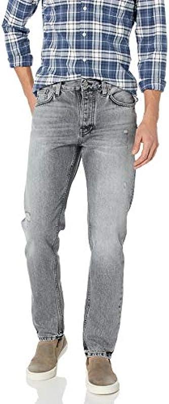 Nudie Jeans Steady Eddie Ii Grey Spirit Jeans: Odzież