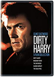 Dirty Harry Collection (5pk)