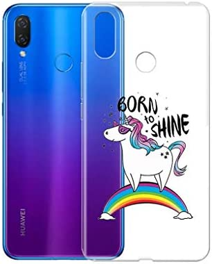 Amazon.com: IJIA Case 2X for Huawei Nova 3i / Huawei P Smart ...