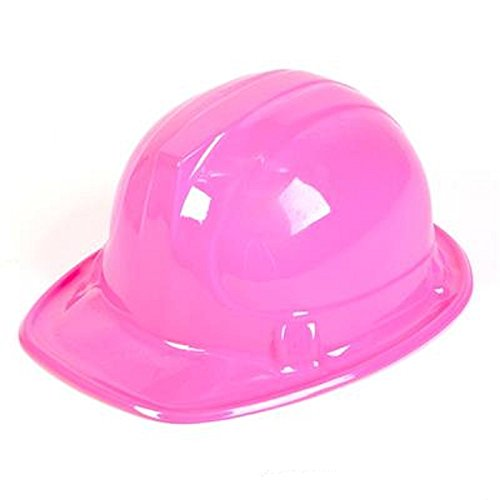 ADULT PINK CONSTRUCTION HAT. 24