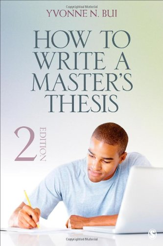 How long are masters thesis