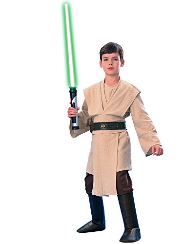 Star Wars Jedi Deluxe Child Costume, -