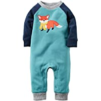 Carter's Baby Boys 1 Pc, Turquoise, New Born