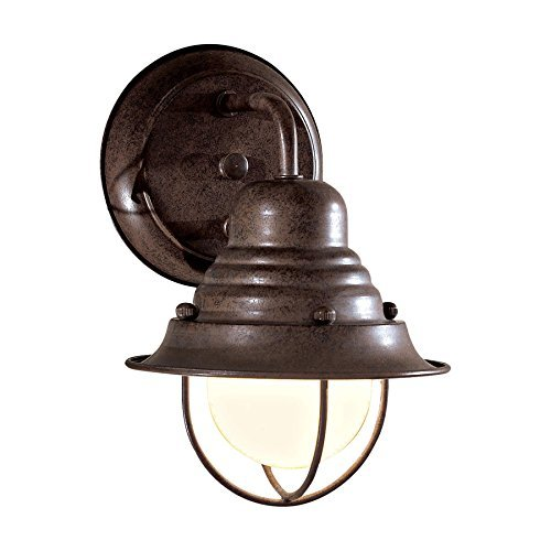 Minka Lavery 71166-91 Wyndmere Outdoor Wall Mount, Antique Bronze by Minka Lavery