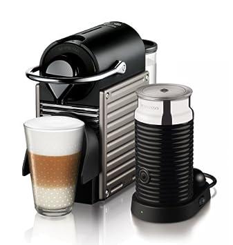 Nespresso krups mit milchaufschäumer