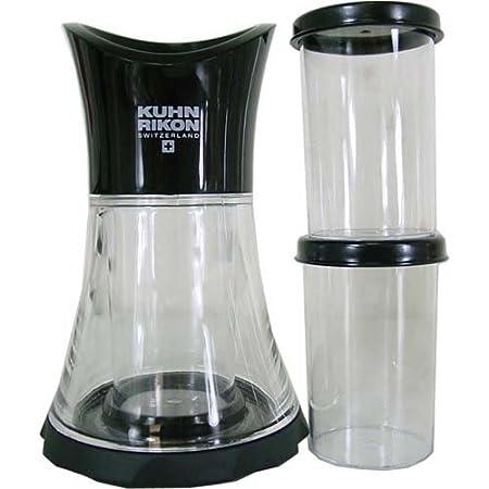 Kuhn Rikon Vase Spice Grinder Black Amazon Kitchen Home