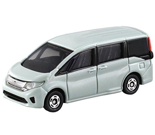 Japan Toy Car Model - Tomica No.96 Honda step wagon (BP)AF27
