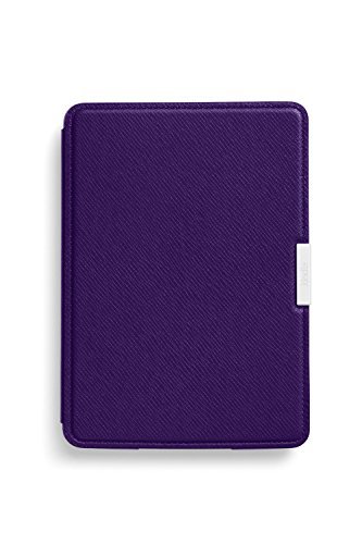 Amazon Kindle Paperwhite Leather Case, Royal Purple - fits all Paperwhite generations