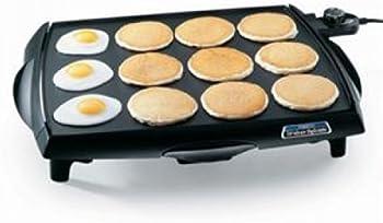 Blossomz Tilt 'n' Drain Pancakes Griddle Pan