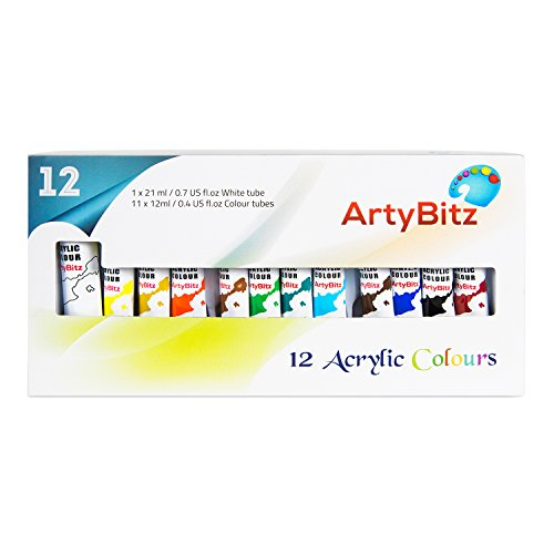 acrylic-paint-set-of-12-vibrant-colors-from-artybitz-quality-non-toxic-paints-for-use-on-any-number-