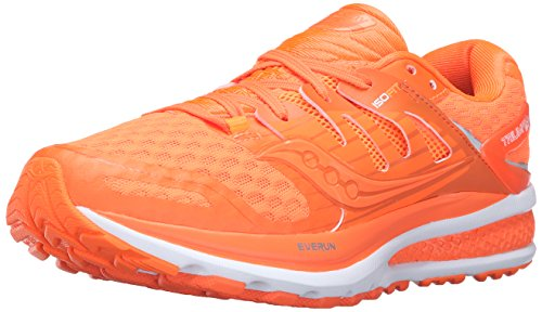 SAUCONY EVERUN POWERGRID TRIUMPH ISO 2 RUN POPS WOMENS 7,5 USA