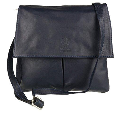 Girly Handbags - Bolso bandolera Mujer azul marino