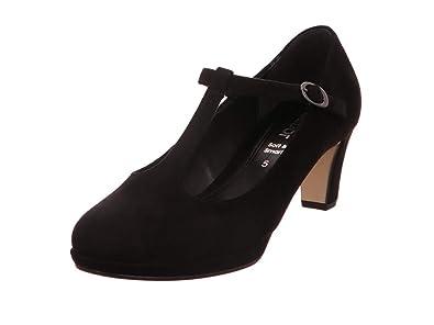 Gabor Damen Pumps 1.261.17 schwarz 626727: : Schuhe