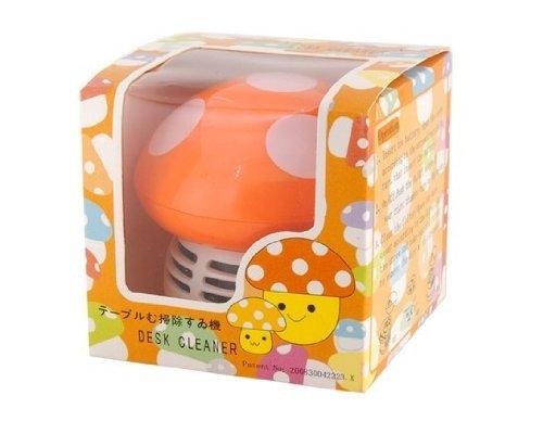 Mushroom Shaped Mini Vacuum Cleaner (Orange) by NOR KMG (Image #4)'