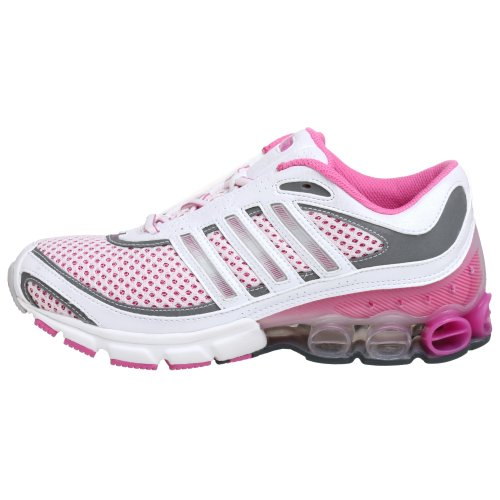 5 Running 7 Fh Prostar Shoe M white silver pink Microbounce Adidas Women's Ixpavv