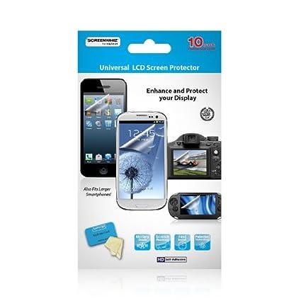 Amazon.com: ScreenWhiz por naztech 12127 universal protector ...