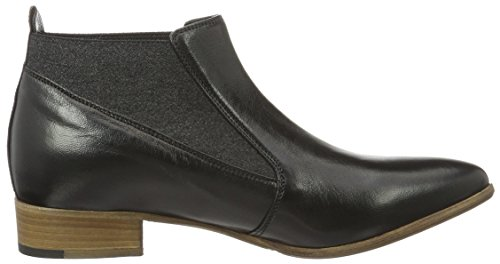 por de Alberto Zapatillas Fermani para Shoes Negro Estar Women Black Fashion Mujer Casa qXx0rwX