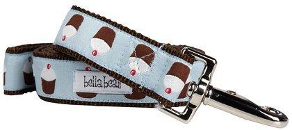 Bella Bean Couture Cupcake Lead - Copen Blue - 1 inch x 5 foot