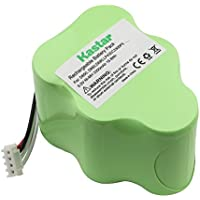 Kastar D650 Battery 1 Pack, Ni-MH 6V 3300mAh, Replacement for ECOVACS COD 35601130 HOOVER RB001 RVC0010 RVC0011, Ecovacs Deebot D650 Deebot D660 Deebot D680 Deebot D710 D720 D730 D760 LP43SC3300P5