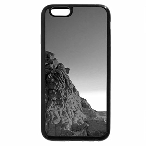 iPhone 6S Case, iPhone 6 Case (Black & White) - Touch the Sun