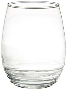 luminarc eminence stemless wine set of 12 17 oz clear wine glasses. Black Bedroom Furniture Sets. Home Design Ideas
