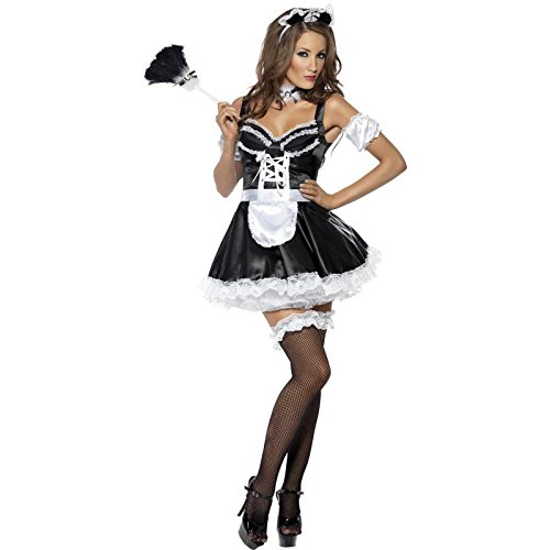 Smiffys Fever Flirty French Maid