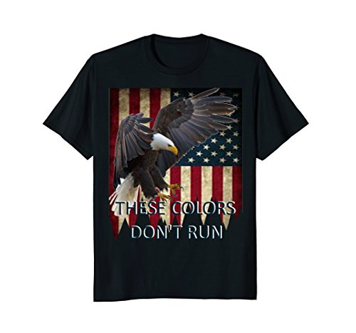(America shirt (These colors don't run))