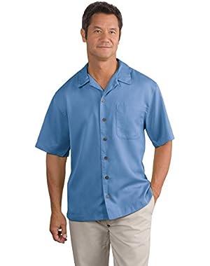 Easy Care Camp Shirt S535