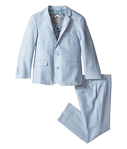 Appaman Appaman Boys Mod Suit, Cool Blue, (Cool Suits For Boys)