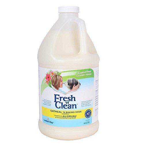 Baking Soda Conditioner - Fresh 'n Clean 22469 Oatmeal Baking Soda Shampoo, Tropical, 64 oz