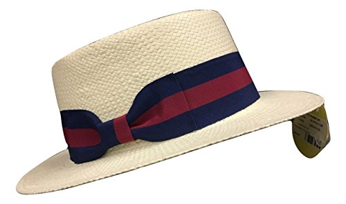 Boater Hat Skimmer Sailor Election Campaign Barbershop Quartet Straw Hat SM/MD