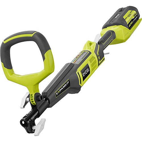 (Ryobi RY40220 40V Cordless Lithium-Ion 13 in. Expand-It X String Trimmer)