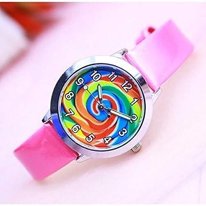 Children #39;s Watches - Kids Cartoon Watch Fashion Casual Digital Style Quartz Round